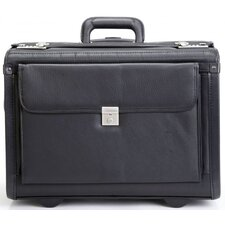 Mobile Value Wheeled Catalog Case in Black