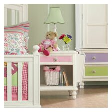<strong>Build-A-Bear by Pulaski</strong> Pawsitively Yours 1 Drawer Nightstand