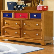 <strong>Build-A-Bear by Pulaski</strong> Bearific  7-Drawer Dresser