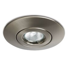 Tungsten to LV Ceiling Conversion 14cm Downlight Housing