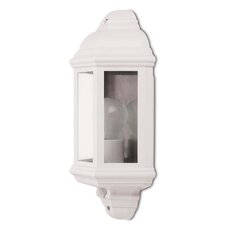 <strong>Home Essence</strong> Montella 1 Light Half Flush Wall Light