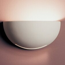 <strong>Home Essence</strong> Milano 1 Light Wall Flush Light