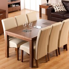<strong>World Furniture</strong> Michigan Dining Table