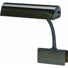 "Grand 8.5"" H 1 Light Piano Table Lamp"