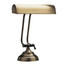 "Round 10.5"" H Base Desk Table Lamp"
