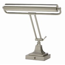 "Square 16"" H Base Desk Table Lamp"