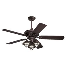 "52"" Veranda 5 Blade Ceiling Fan"