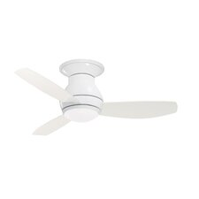 "<strong>Emerson Ceiling Fans</strong> 44"" Curva Sky 3 Blade Ceiling Fan with Remote"