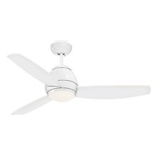 "52"" Curva 3 Blade Ceiling Fan with Remote"