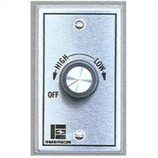 <strong>Emerson Ceiling Fans</strong> Industrial Heat  Rotary Ceiling Fan  Wall Control