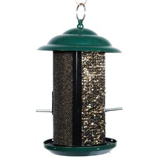 Mesh Caged Bird Feeder