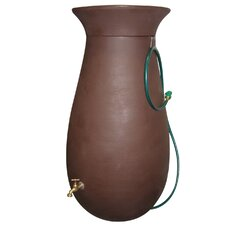 Cascata Rain Water and Storage System with 65 Gallon Capacity