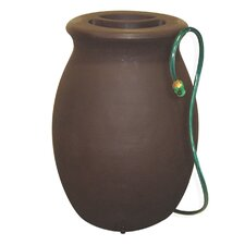 Agua Rain Water and Storage System with 50 Gallon Capacity