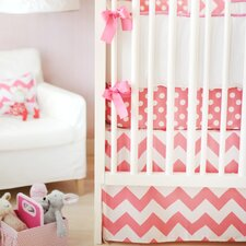 Zig Zag Baby 2 Piece Crib Bedding Set