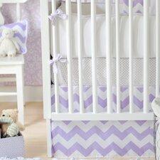 Zig Zag Baby 2 Piece Crib Bedding Set