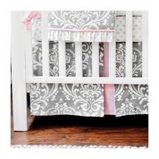 Stella 2 Piece Crib Bedding Set