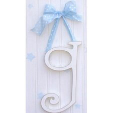 "9"" Hand Painted Hanging Letter - G"