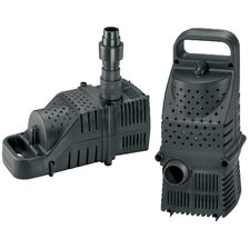 4000 GPH Danner HY Drive Pump for Water Falls and Streams