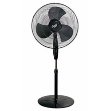 "<strong>Howard Berger</strong> 18"" Oscillating Pedestal Fan"