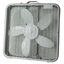 "<strong>Howard Berger</strong> 20"" Box Fan"