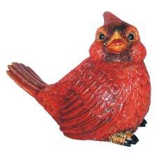 Bird Sitting Statue