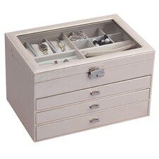 Lyndon Locking Jewelry Box