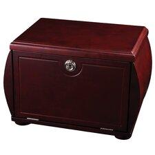 Odessa Drop Front Jewelry Box