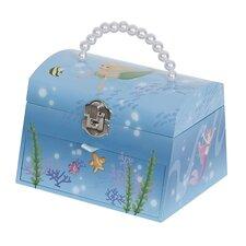 Marina Girl's Musical Ballerina Jewelry Box