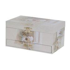 Marissa Girl's Musical Ballerina Jewelry Box