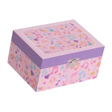 <strong>Mele & Co.</strong> Belle Girl's Recordable Jewelry Box