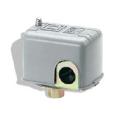 "20-40 PSI, 0.38"" Pipe Tap Square D Pressure Switch"