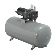 1/2 HP Shallow Well System with 30 Gallon Horizontal Conventional Tank