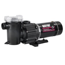 9/10 HP 6200 GPH Swimming Pool Pump