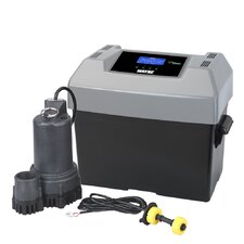 Sump Minder Battery Back-Up System