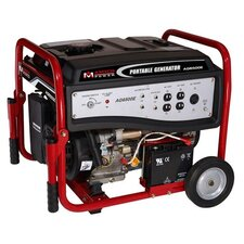 5,500 Watt Portable Gasoline Generator