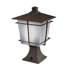 Janna 4 Light Pedestal Lantern