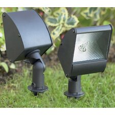 2 Light Outdoor Spotlight