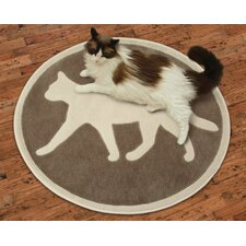 Purrrsian Novelty Rug