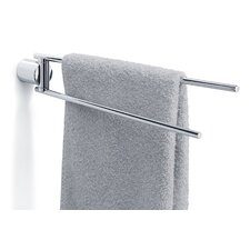"Duo 17.5"" Wall Mounted Towel Bar"