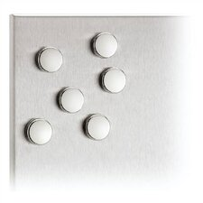 "<strong>Blomus</strong> Muro 0.8"" Magnets (Set of 6)"