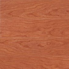 "Metro Design Wood 4"" X 36"" Vinyl Plank in Light Cherry"