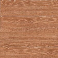 "Metro Design Wood 4"" X 36"" Vinyl Plank in Natural Oak"