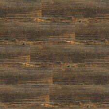 "Solidity 20 Century 6"" x 36"" Vinyl Plank in Aged Chestnut"
