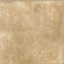 """Solidity 30 Moroccan Sandstone 16"""" x 16"""" Vinyl Tile in Desert"""