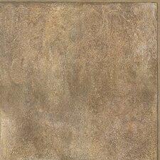 "Solidity 30 Moroccan Sandstone 16"" x 16"" Vinyl Tile in Dusk"