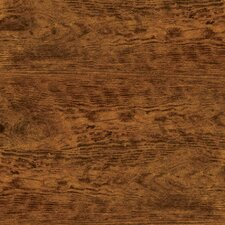 SAMPLE - Solidity 40 Handscraped Plank Vinyl Plank in Aged Chestnut