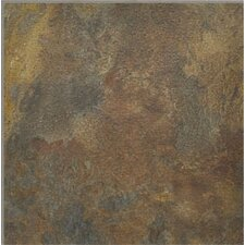 "Solidity 30 Tahoe 16"" x 16"" Vinyl Tile in Sunnyside"