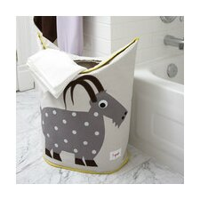 Goat Laundry Hamper