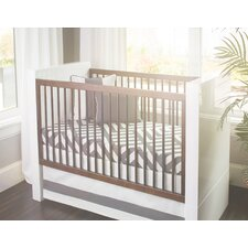 Zara 3 Piece Crib Bedding Set