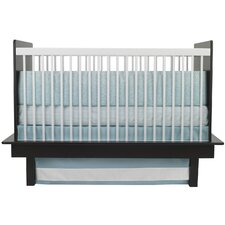 <strong>Oilo</strong> Raindrops 3 Piece Crib Bedding Set